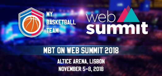 MBT on Web Summit 2018